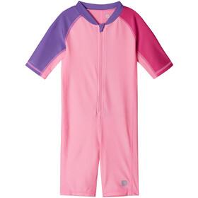 Reima Vesihiisi Swim Overall Kids neon pink